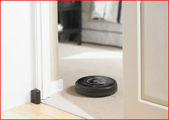 roomba 650 pared virtual